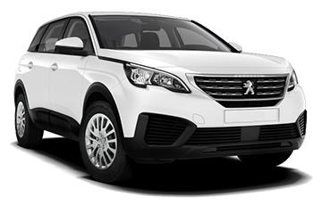 Peugeot 5008 6+1 pax