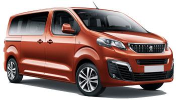 Peugeot Traveller Diesel