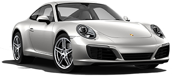 Car Hire ALBUFEIRA  Porsche 911 Carrera