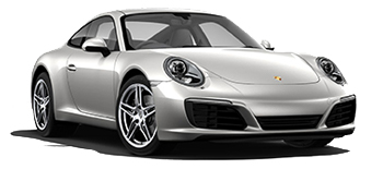Car Hire HAMBURG  Porsche 911