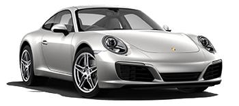 Porsche 911 w/ GPS