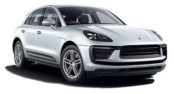 Car Hire HAMBURG  Porsche Macan
