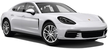 Car Hire HAMBURG  Porsche Panamera