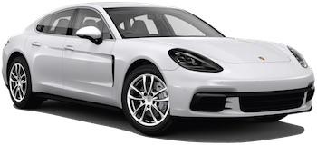 Mietwagen GENEVA  Porsche Panamera