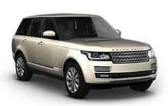 Car Hire ZURICH  Range Rover Vogue