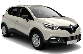 Car Hire METZ  Renault Captur