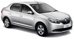 hyra bilar IZMIR  Renault Clio Symbol