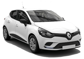 Car Hire SORRENTO  Renault Clio
