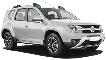 Car Hire LUIS EDUARDO MAGALHA  Renault Duster
