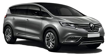 Car Hire LYON  RenaultEspace