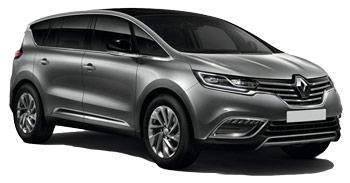 Renault Espace 7 passenger