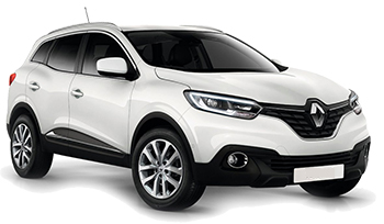 Car Hire MARSEILLE  Renault Kadjar