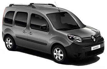 Location de voitures BUENOS AIRES  Renault Kangoo Cargo Van