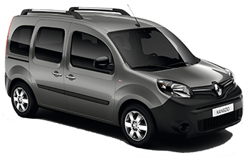 arenda avto BARILOCHE  Renault Kangoo Cargo Van