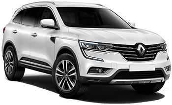 Renault Koleos 2WD + Bike Rack