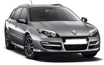 hyra bilar TALLINN  Renault Laguna Wagon