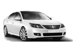 Car Hire BEIRUT  Renault Latitude
