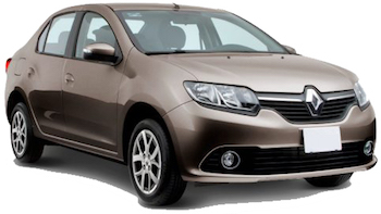 Car Hire LORETO  Renault Logan