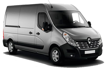 Location de voitures SAINT DENIS  Renault Master