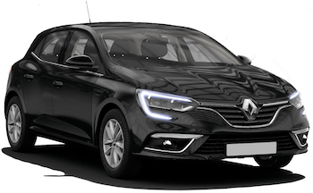 Car Hire BOURGAS  Renault Megane