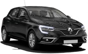 Renault Megane w/ GPS