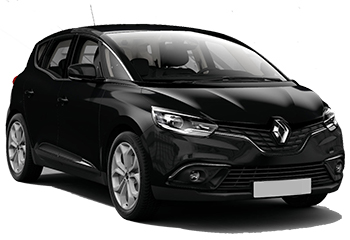 Location de voitures MESSINA  Renault Scenic