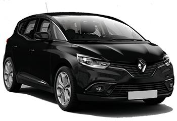 Renault Scenic 5 pax Diesel