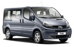 Renault Traffic 9 pax
