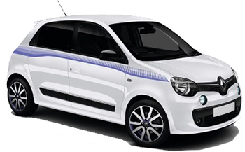 Location de voitures SAINT DENIS  Renault Twingo