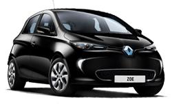 Renault ZOE Electric Car w/GPS