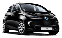 Car Hire BLED  Renault Zoe