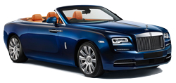 Car Hire NICE  Rolls Royce Dawn