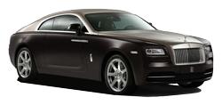 Autoverhuur CANNES  Rolls Royce Wraith