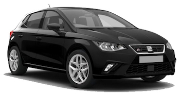 Car Hire HAMBURG  Seat Ibiza Wagon