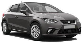Car Hire BOURGAS  Seat Ibiza