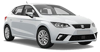 Car Hire THASSOS  Seat Ibiza
