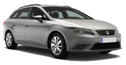 Car Hire HAMBURG  Seat Leon Wagon