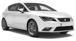 Car Hire ARGANDA  Seat Leon