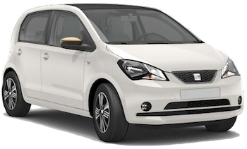 Car Hire BOURGAS  Seat Mii