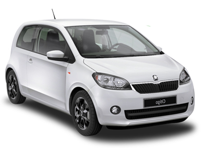 Car Hire UPPSALA  Skoda Citigo