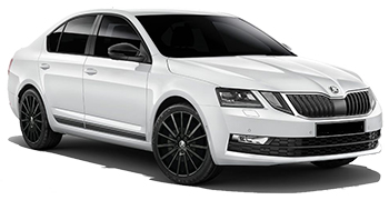 Car Hire STIRLING  Skoda Octavia