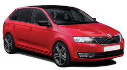 Car Hire OBERURSEL  Skoda Rapid Spaceback