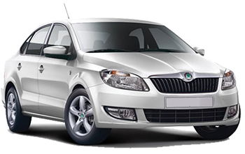 Car Hire OLOMOUC  Skoda Rapid