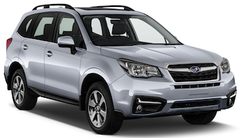 Car Hire SPLIT  Subaru Forester