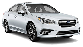Car Hire RED DEER  Subaru Legacy