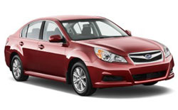 Car Hire ALBURY  Subaru Liberty