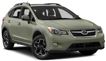 Car Hire SPLIT  Subaru XV