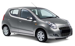 Car Hire AKTION  Suzuki Alto