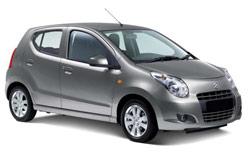 Alquiler SKOPJE  Suzuki Alto