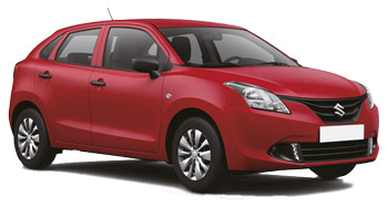 Car Hire SPLIT  Suzuki Baleno